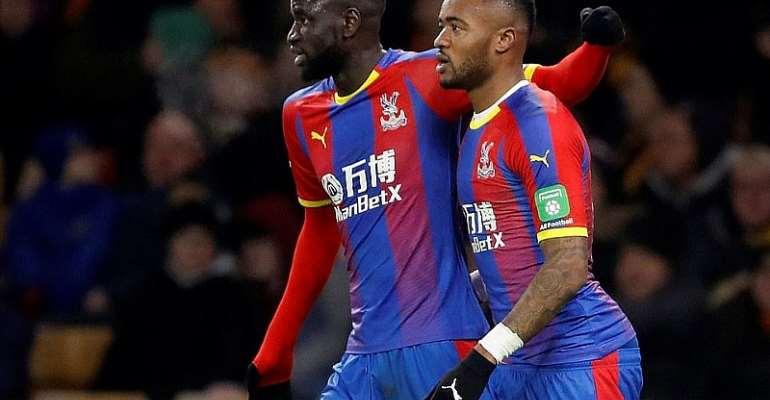 Cheikhou Kouyaté Praises Jordan Ayew And Jeffery Schlupp