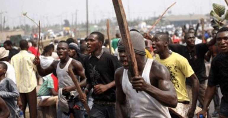 Election 2020: Ketu South 'invoke the gods' to strike dead troublemakers