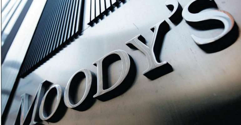 Moody's Rates Ghana's Economic Outlook From Stable To Positive
