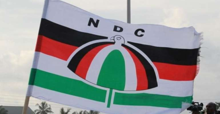 NPP thugs allegedly attack Upper Manya Krobo NDC PC with stones