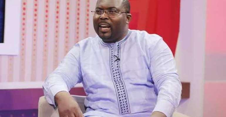 The Member of Parliament for Keta in the Volta region Richard Quashigah