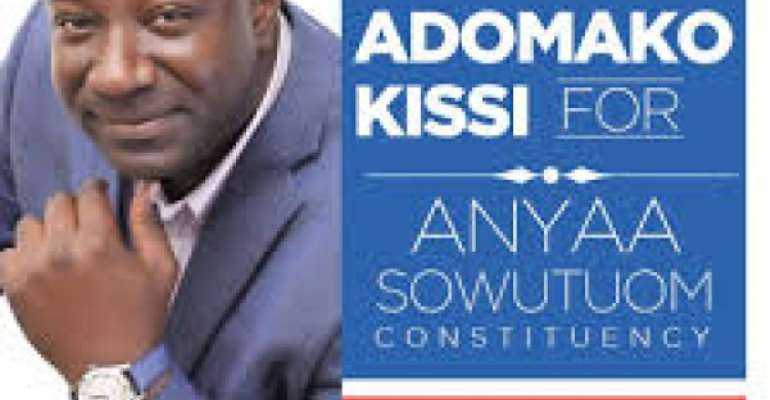 Vote for me to change the fortunes of Anyaa-Sowutuom — NPP PC
