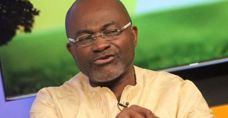 HOT AUDIO: I've two bazookas and pistol for that day, I'll kill any thug who comes to my constituency – Ken Agyapong