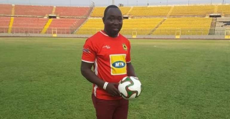 Kotoko Supporters Chief Banned From All Football Related Activities