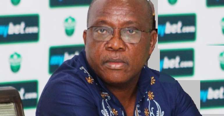 GHALCA chairman Kudjoe Fianoo promises not to let clubs down