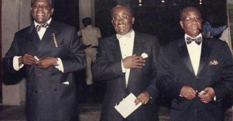 Kojo Nyantekyi – Tribute To A Brother