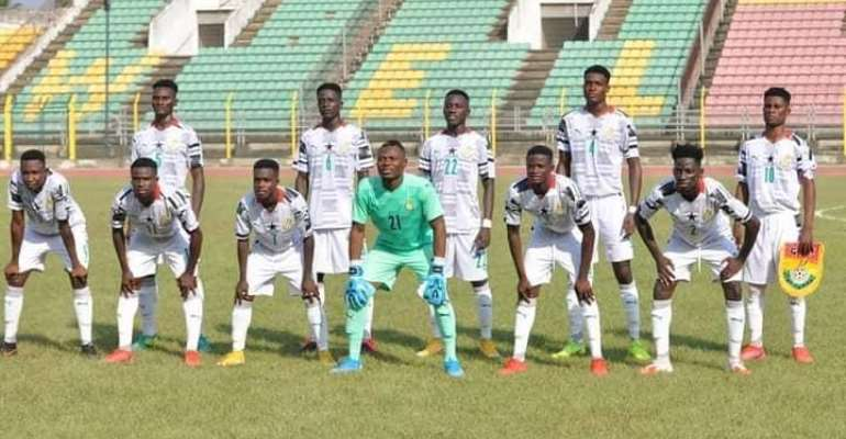 2021 U-20 AFCON: Ghana pitted in Group C with Gambia, Morocco and Tanzania