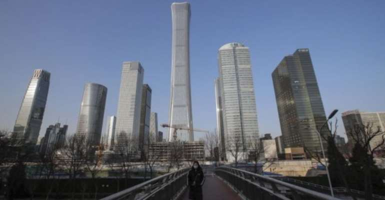 China Overtook US in Foreign Direct Investment, UN Agency Says