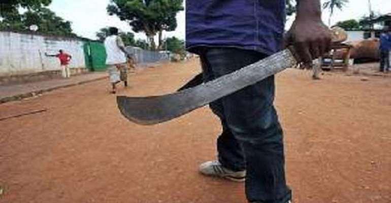 Vigilante group hunt for homosexuals in parts of Accra