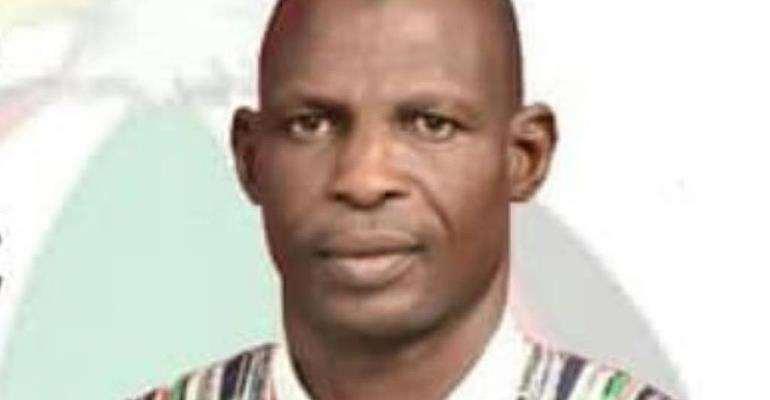 Hon. Ismaila Ali Horoya, the NDC Greater Accra Zongo Caucus Coordinator