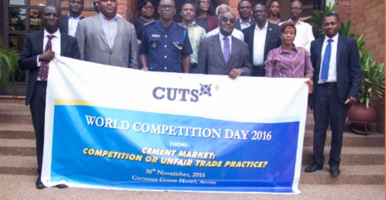 Competition Is Needed To Ensure Market Efficiency