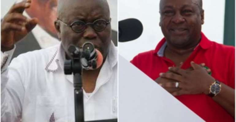 Akufo or Mahama? - I don't really care!