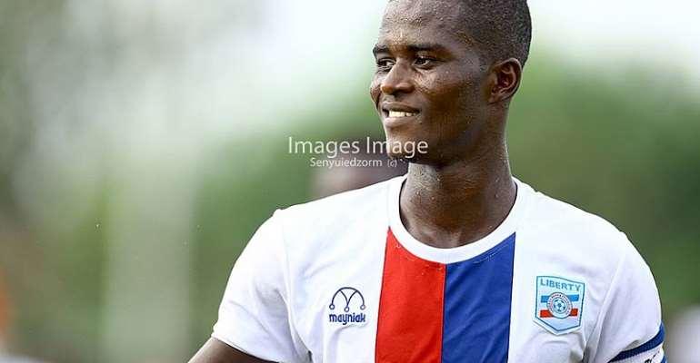 Liberty Professionals Captain Samuel Sarfo Debunks Asante Kotoko Move