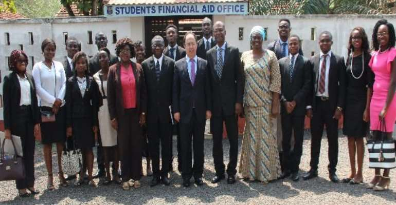 Ghana challenged to aspire to modern, hands-on approach to law education