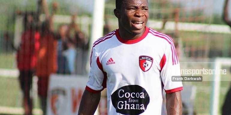 Former WAFA Striker Komlan Agbegniadan Hits A Brace; Amed Toure Also Scores In ASEC Win