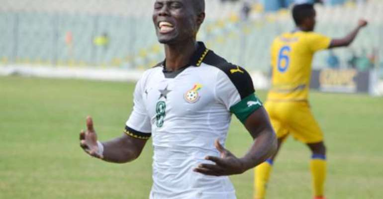 Midfielder Agyemang Badu insists beaten Black Stars will recover for difficult DR Congo test