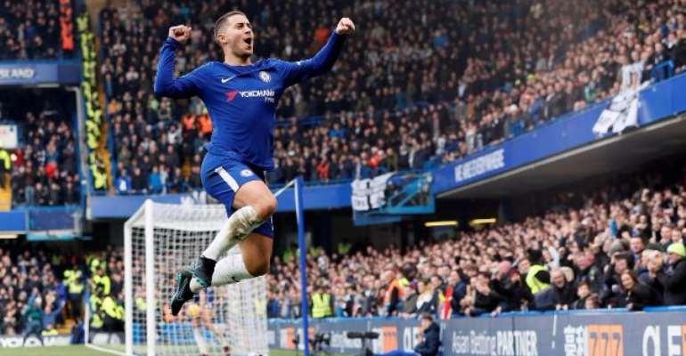 Chelsea Do Not Fear Barca Or PSG In Last 16 - Hazard