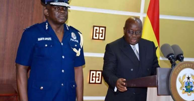 New IGP should ensure closure to pending cases of police brutality - Ken Attafuah