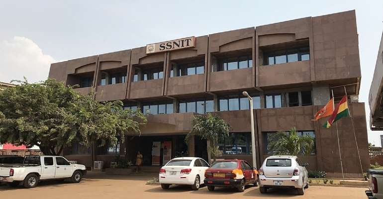SSNIT To Stop Paying Pensioners For Failure To Undergo Biometric Re-registration