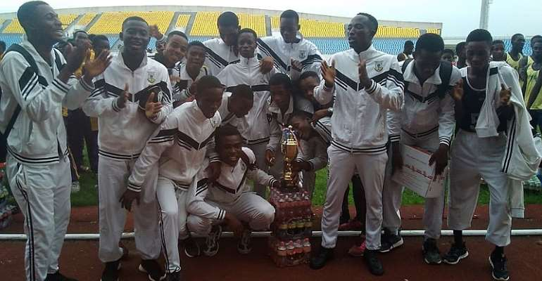 Adisco And Holico Top Maiden Festival Of Relay Races At Cape Coast Stadium