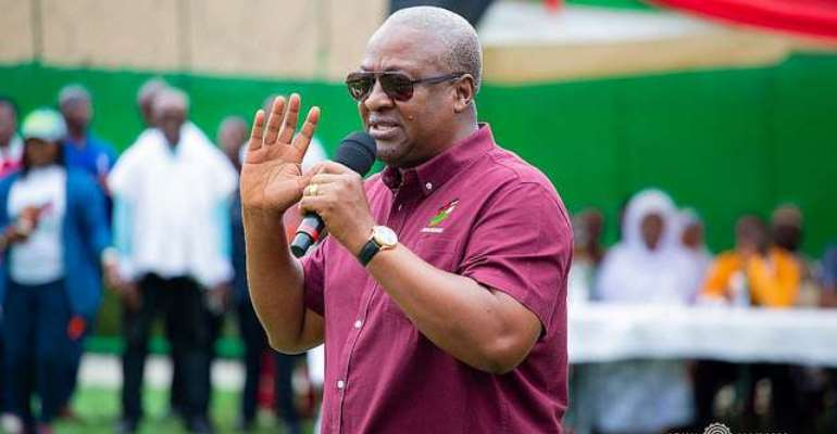 Mahama Wants Ghana EXIM Bank Must To Scale Up Investment In Agric Sector