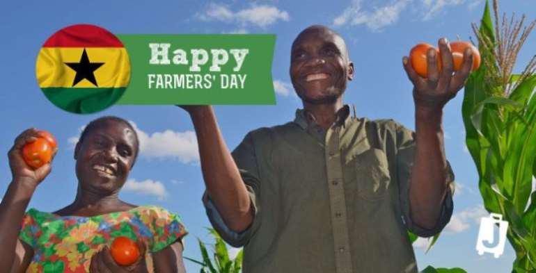 Farmers' Day: NDC Celebrates Farmers, Agric Workers But Jab Akufo-Addo Gov't