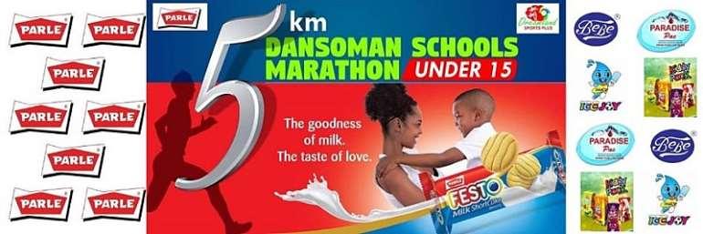 Dansoman Hosts 2nd Under 15 Community Schools Marathon Today