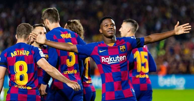 REVEALED: Every Barcelona Player And Their Release Clause