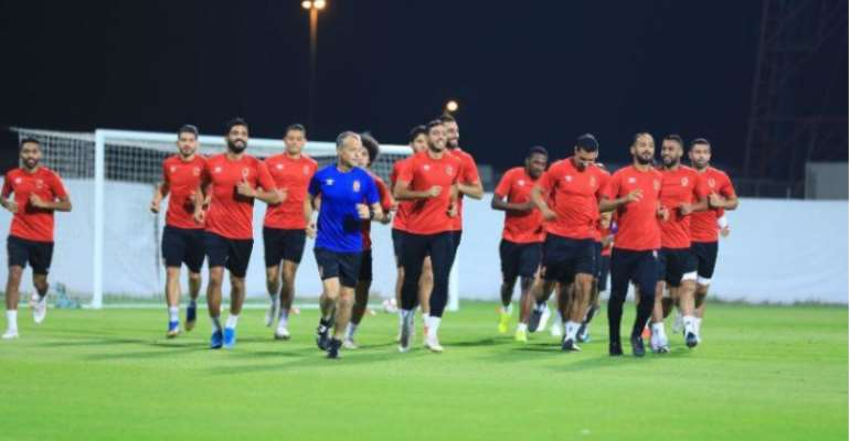 Caf CL: Ahly Target First Win In Group B