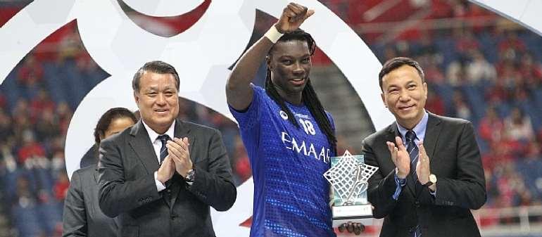 Gomis: Al Hilal Belong At The Club World Cup