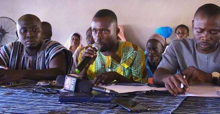 Damongo: Youth Backs Gonja King; Says It's Costly To Scatter Govt Depts In Savannah Region
