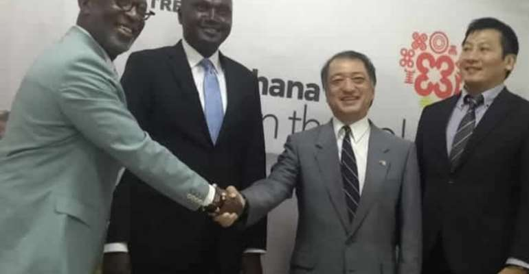 Ghana-Japan Business Promotion Committee Inaugurated