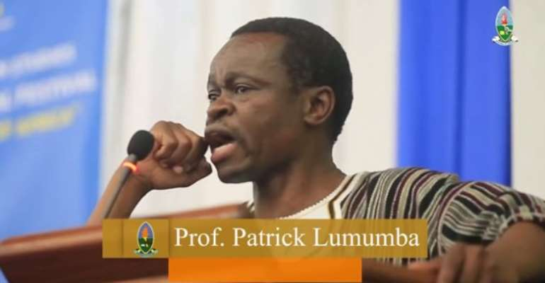 Africa Leaders Must Take Steps To Speed Development — Lumumba