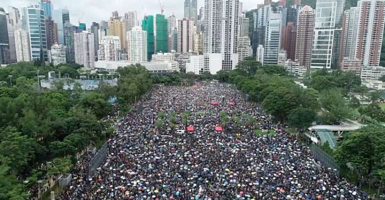 Hong Kong protests - and its underreported Social dimensions
