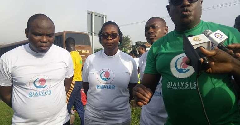 Kidney Disorder Cases Shoot Up In Ghana—Doctor