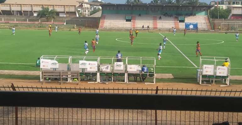 Hearts Of Oak Record 1-0 Win Against Togolese Side Etoile Filante