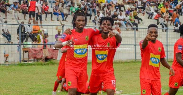 Match Report: Gyamfi And Yacouba Score As Kotoko Beat Dwarfs 2-0