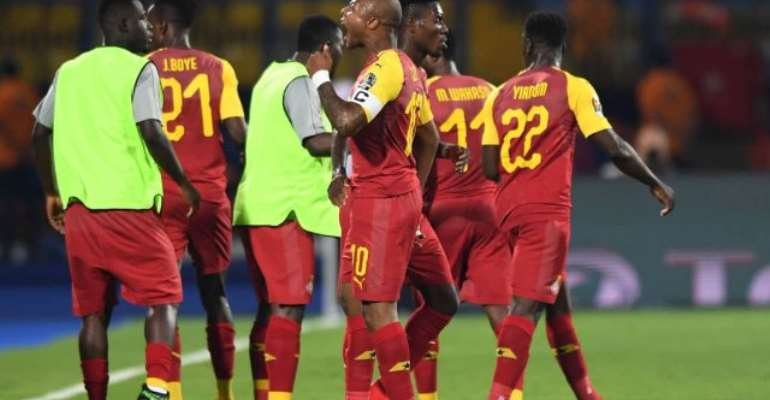 Sports Minister Assures Payment Of Black Stars Bonuses South Africa & Sao Tome Win