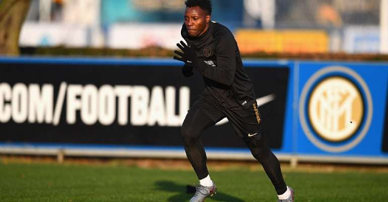Major Boost For Inter Milan As Kwadwo Asamoah Returns To Training Ahead Of AS Roma Clash