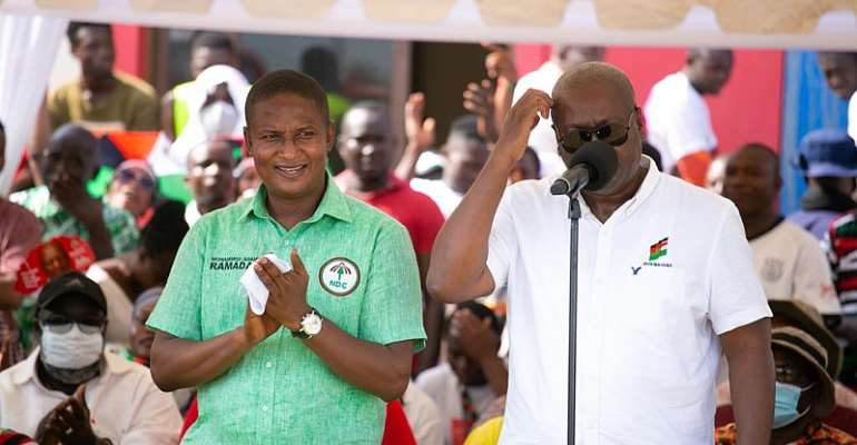 Vote massively for the NDC tomorrow