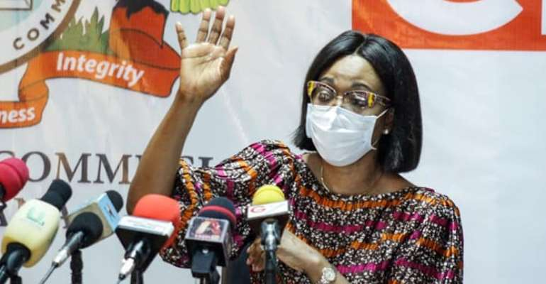 Election 2020: Desist from declaring results – EC chair to political parties