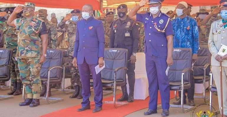 We'll crash any vigilante group tomorrow — NR Police warn