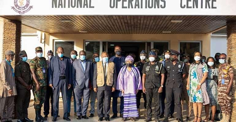 Election 2020: ECOWAS Observation Mission calls on Ghana Police
