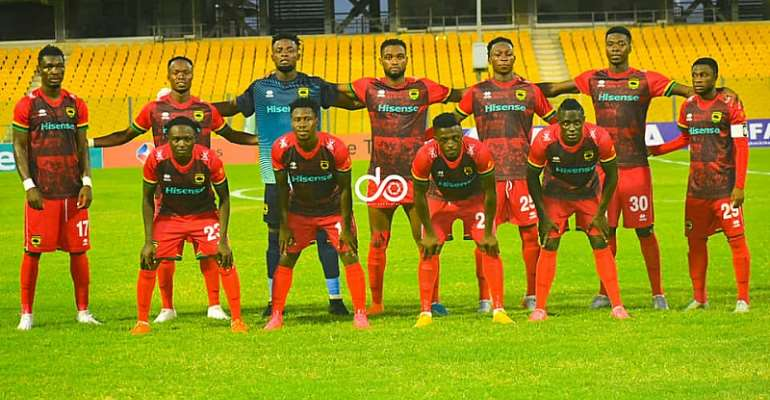 GFA hits Kotoko with transfer ban, asked to pay Gh¢207,800 in fine and compensation