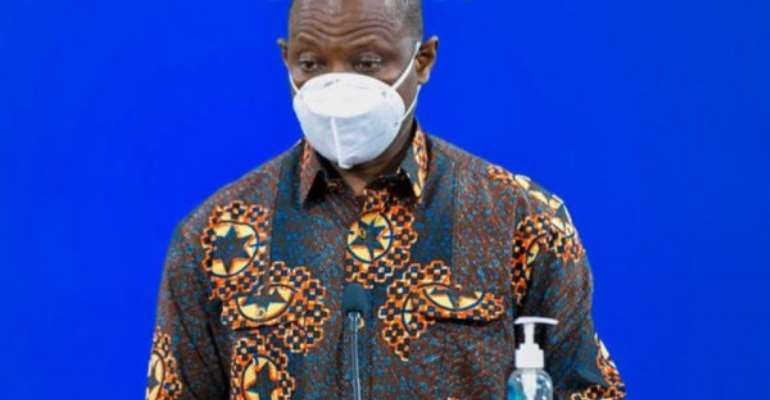 31% of persons contracting COVID-19 are falling sick — Dr Patrick Kumah-Aboagye