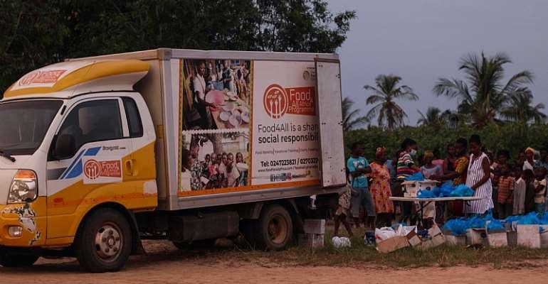 "Lunch Box: ""A COVID-19 inspired"" School Feeding initiative for vulnerable schools"