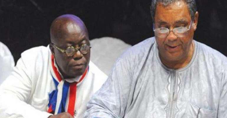 President Akufo-Addo Leads NPP To Remember Jake