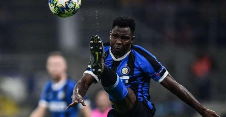 Kwadwo Asamoah Returns As Inter Milan Drop Points Against Roma