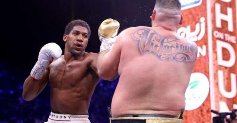 Joshua Beats Ruiz To Reclaim Heavyweight World Titles