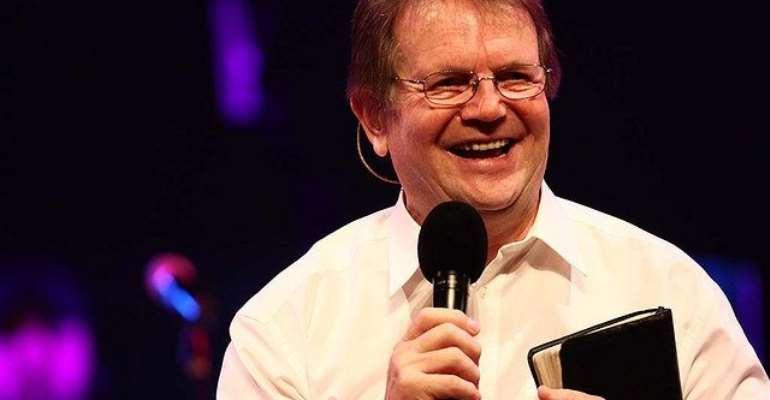 German evangelist, Reinhard Bonnke dies